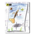 Коврики для мышкиPODMЫSHKU Детские рыбки