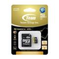 Карты памятиTEAM 16 GB microSDHC UHS-I U3 + SD Adapter TUSDH16GU303