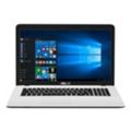 НоутбукиAsus X751SA (X751SA-TY095D) (90NB07M2-M02270) White