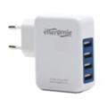 Зарядные устройства для мобильных телефонов и планшетовEnergenie EG-U4AC-01