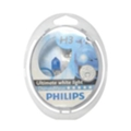 Автолампы Philips H3 Diamond Vision 12V 55W (12336DVS2)