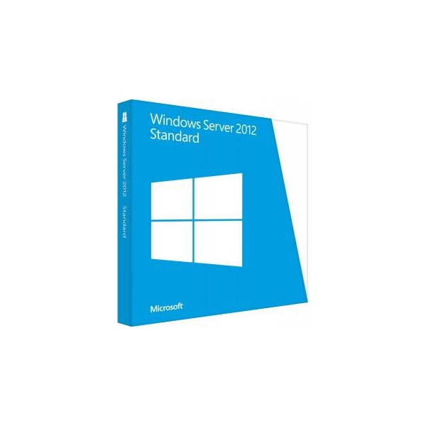Microsoft DELL Windows Server 2012 Standard Edition ROK (638-10061)