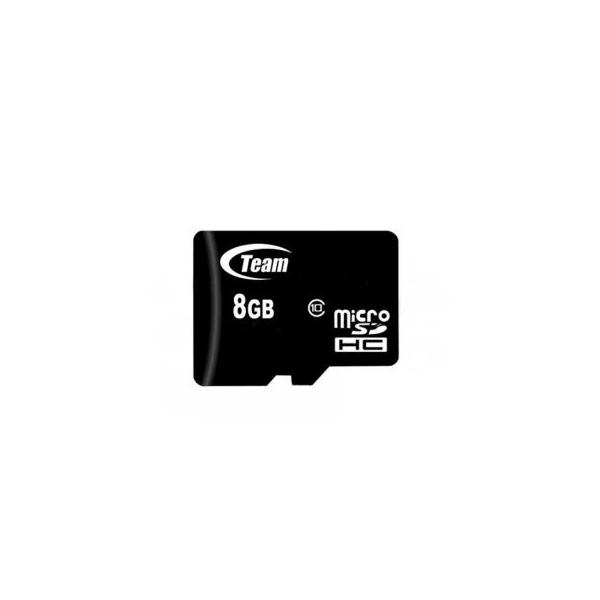 TEAM 8 GB microSDHC Class 10 TUSDH8GCL1002