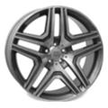 Колёсные дискиWSP Italy MERCEDES AMG VESUVIO W759 (anthracite polished) (R19 W8.5 PCD5x112 ET43 DIA66.6