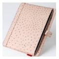 Чехлы и защитные пленки для планшетовZenus Masstige Deluxe Ostrich Pouch для iPad 2 бежевый