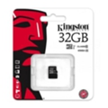 Карты памятиKingston 32 GB microSDHC Class 10 UHS-I SDC10G2/32GBSP