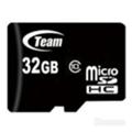 Карты памятиTEAM 32 GB microSDHC Class 10 TUSDH32GCL1002