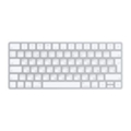 Клавиатуры, мыши, комплекты Apple Magic Keyboard White Bluetooth