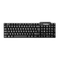 Клавиатуры, мыши, комплектыFrimeCom FC-815 Black USB