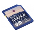Карты памятиKingston 8 GB SDHC Class 4