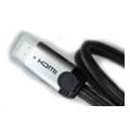 Кабели HDMI, DVI, VGAMT-Power HDMI 1.4 Silver 0.8 м