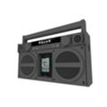 Портативная акустика и док-станцииiHome iP4 Boombox