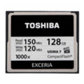 Карты памятиToshiba 128 GB Compact Flash 1000X (CF-128GTGI(8)