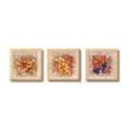 Керамическая плиткаEmil Ceramica Lapis Tiburtinus (11.5Х11.5) 27Mv1W Cesto Con Uva Singoli (1 Шт. Из Набора 3 Штуки)