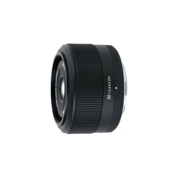 Sigma AF 30mm f/2.8 EX DN