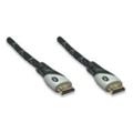 Кабели HDMI, DVI, VGAManhattan HDMI Cable (385152)
