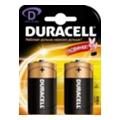 Duracell D bat Alkaline 2шт Basic