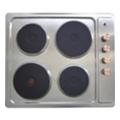 Кухонные плиты и варочные поверхностиVENTOLUX HE604 (INOX) 1