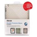 Чехлы и защитные пленки для планшетовDexim Polyurethane Case для iPad 2 белый (DLA194-W)