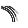 Аудио- и видео кабелиAtlas Hyper Symmetrical (RCA-RCA) 0.75m