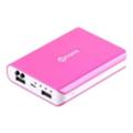Портативные зарядные устройстваNomi A104 10400mAh pink