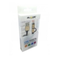 Аксессуары для планшетовAuzer Flat 2 in 1 Micro-USB + Lightning 8-pin Black (AС-D1BK)