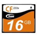 Карты памятиTEAM 16 GB CF 233x TCF16G23301