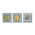 Керамическая плиткаEmil Ceramica Lapis Tiburtinus (11.5Х11.5) 27Mv4W Cesto Con Uva Singoli (1 Шт. Из Набора 3 Штуки)
