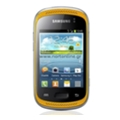 Samsung Galaxy Music S6010 Orange