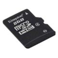 Карты памятиKingston 8 GB microSDHC class 4