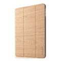 Чехлы и защитные пленки для планшетовmooke Wooden Case Apple iPad Air Beige