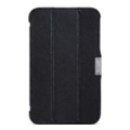 Чехлы и защитные пленки для планшетовi-Carer Чехол для Samsung Galaxy Tab3 7.0 RS320001 Black