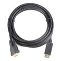 Кабели HDMI, DVI, VGAGembird CC-DPM-DVIM-1M