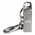 USB flash-накопителиStrontium 16 GB AMMO Metal Silver (SR16GSLAMMO)