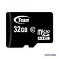 Карты памятиTEAM 32 GB microSDHC Class 10 + Reader TUSDH32GCL1005
