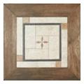 Керамическая плиткаCicogres Gres Provence Rojo 450x450