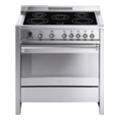 Кухонные плиты и варочные поверхностиSmeg CS19ID-7