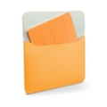 SGP Leather Case illuzion Sleeve Series Solaris Orange (07632)