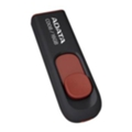 USB flash-накопителиA-data 16 GB C008 black/red