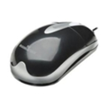 Manhattan MH3 Classic Optical Desktop Mouse 177009 Black PS/2