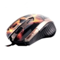 Клавиатуры, мыши, комплектыCrown CMXG-607 Fire Black USB