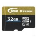Карты памятиTEAM 32 GB microSDHC UHS-I U3 + SD Adapter TUSDH32GU303