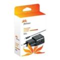 Зарядные устройства для мобильных телефонов и планшетовFlorence USB 1000mA, cable microUSB Black (TC10-MU)