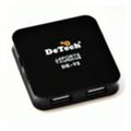 USB-хабы и концентраторыDeTech DE-V2