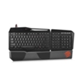 Клавиатуры, мыши, комплекты Mad Catz S.T.R.I.K.E. 3 Gaming Keyboard Black USB