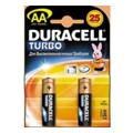 Duracell AA bat Alkaline 2шт Turbo