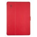 Чехлы и защитные пленки для планшетовSpeck StyleFolio iPad Air Dark Poppy Red/Slate Grey (SPK-A2249)