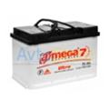 Автомобильные аккумуляторыA-Mega 6СТ-75 Аз Ultra