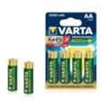 Аккумуляторы, батарейкиVarta AA 2500mAh NiMh 4шт PROFESSIONAL (05716101404)