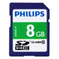 Philips 8 GB SDHC class 10 FM08SD45B/97